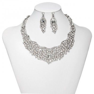 How to make jewelry look vintage stars for streetlights for Bridesmaid jewelry sets under 20
