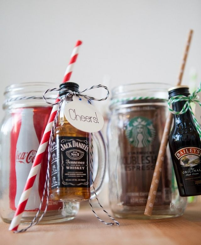20 Diy Cocktail Mason Jar Gift Ideas Frugal Beautiful Bloglovin