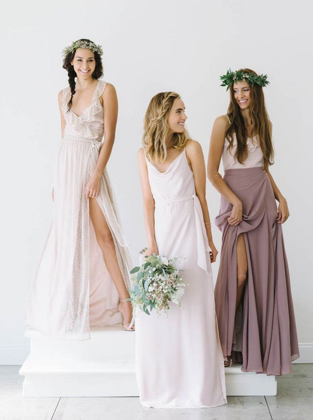 04332d1b01e95 Dreamy Dresses for the Bride + Bridesmaids from Azazie | Green ...