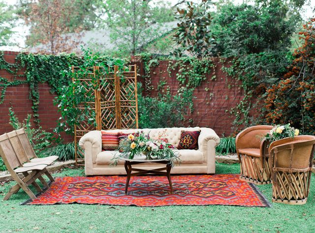 from wedding to home romantic bohemian