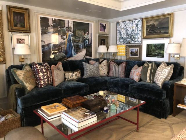 It Was At The 2015 Kips Bay Decorator Show House That I First Met Interior Designer Philip Mitchell And His Partner Mark Narsansky When Fell In Love With