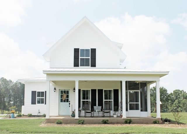 Brittany York S Sugarberry Farmhouse In Louisiana Hooked