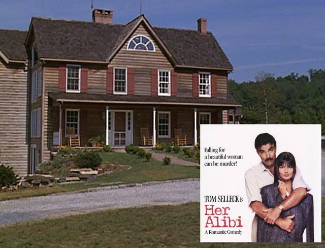Tom Selleck S House From Her Alibi For Sale See How It Looks