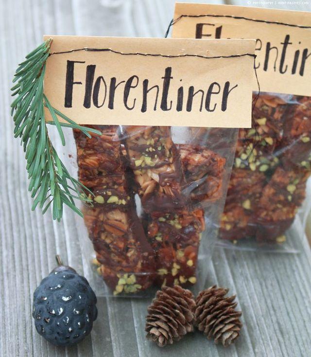 Letzte Last-Minute-Idee für Weihnachten: Florentiner   WhatInaloves ...