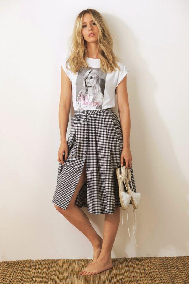 9445550c6 Hay iconos de moda que son eternos, como Brigitte Bardot y su dulzura,  paseando en bikini o con un bonito vestido en la Costa Azul. La Redoute  recupera para ...