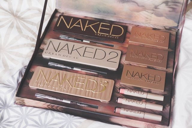 Urban Decay Naked Vault for Holiday 2014