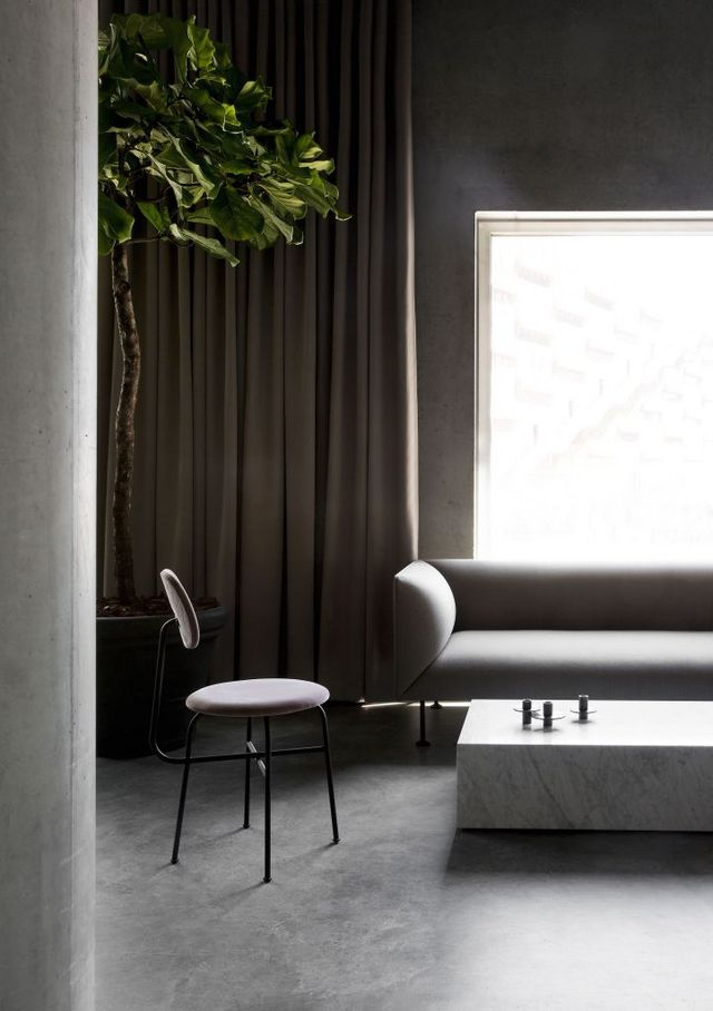 Danish Design Brand Menu Just Opened A Showroom Office And Caf In Collaboration With Norm Architects Their Goal Is To Build Community Around The Space