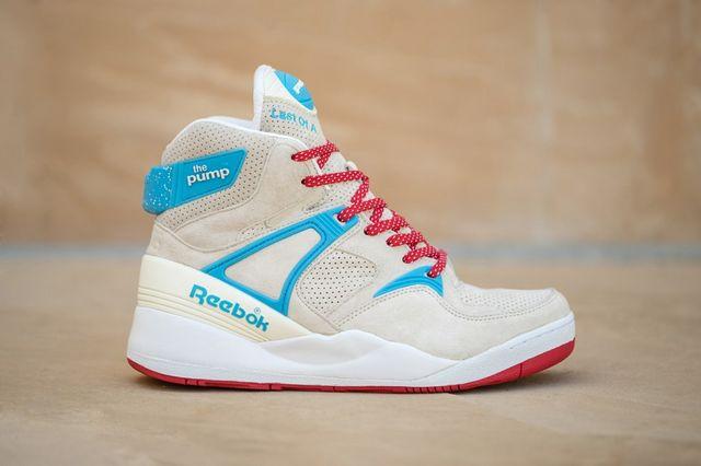 Sneaker Politics x Reebok Pump 25th Anniversary | Hypebeast