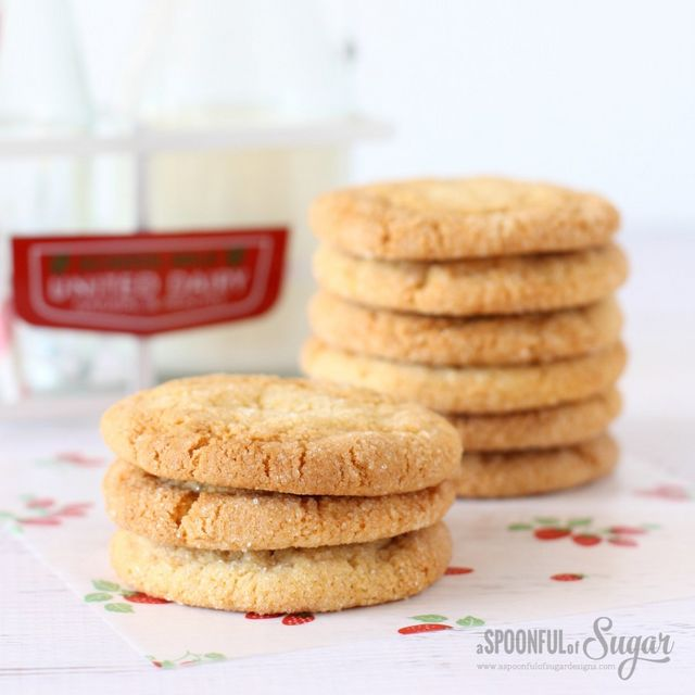 canadian maple cookies