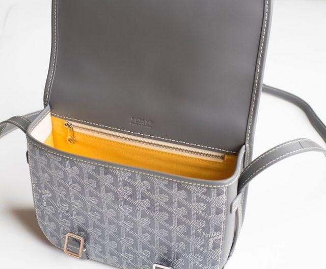 e9f86b1089 The Goyard Belvedere Bag