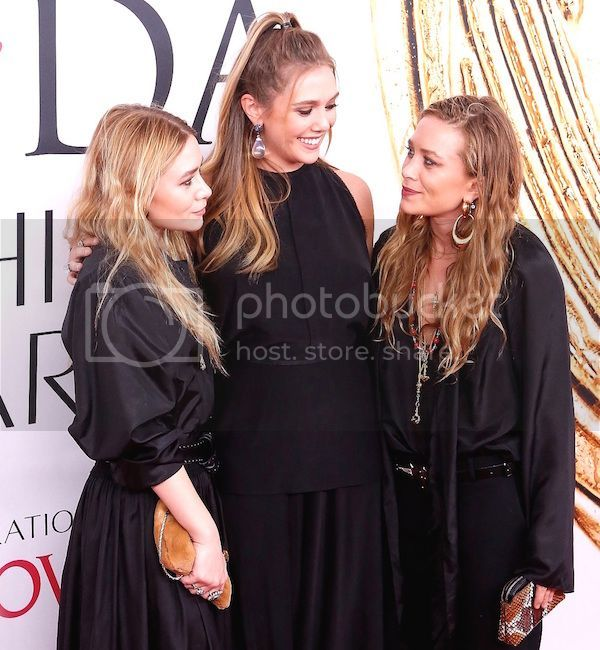 What The Olsen Sisters Wore To The 2016 Cfda Fashion Awards Olsens Anonymous Bloglovin