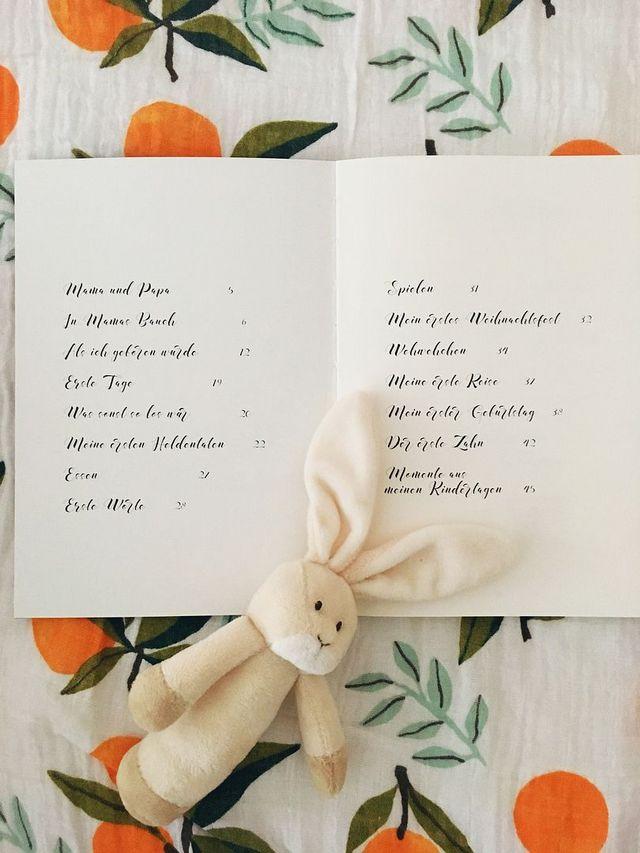 Das schönste Babybuch   Squeaky Swing   Bloglovin'