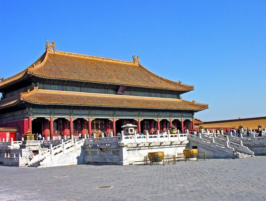 The Palace Of Heavenly Purity Served As Primary Residence 13 Ming Emperors ImageCourtesy Wikimedia User Dennis Jarvis Licensed Under CC BY SA