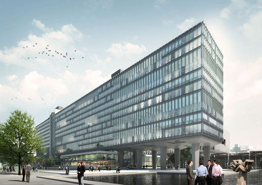 Eindhoven University Of Technology Building To Become
