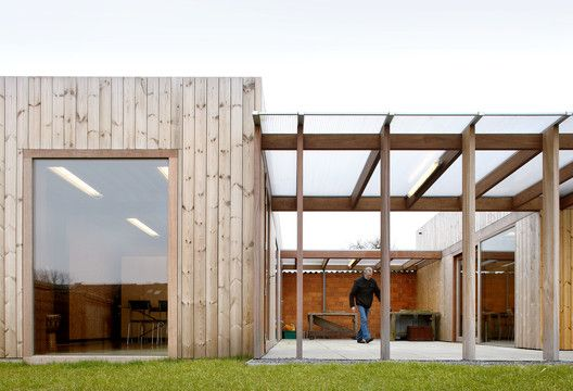 Day Care Centre For People With A Mental Disability / Urbain ...