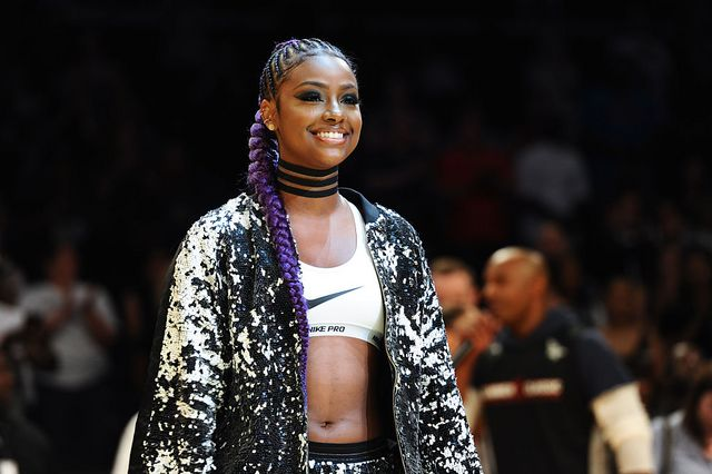 b137d43625c There s now a video to show you how to braid your hair like Justine Skye s  epic ponytail and its mesmerizing