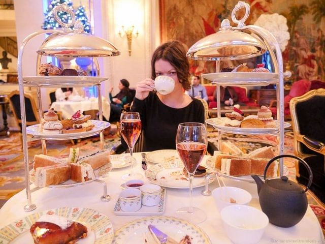 French Tea Time: A Guide to Afternoon Tea in Paris | Independent ...