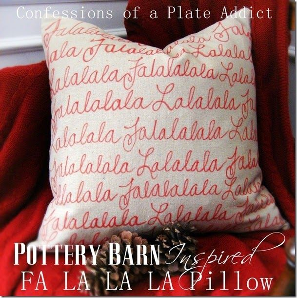 20 Cozy Christmas Pillows Confessions Of A Plate Addict