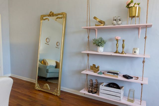 Diy Ornate Gold Mirror Mr Kate Bloglovin