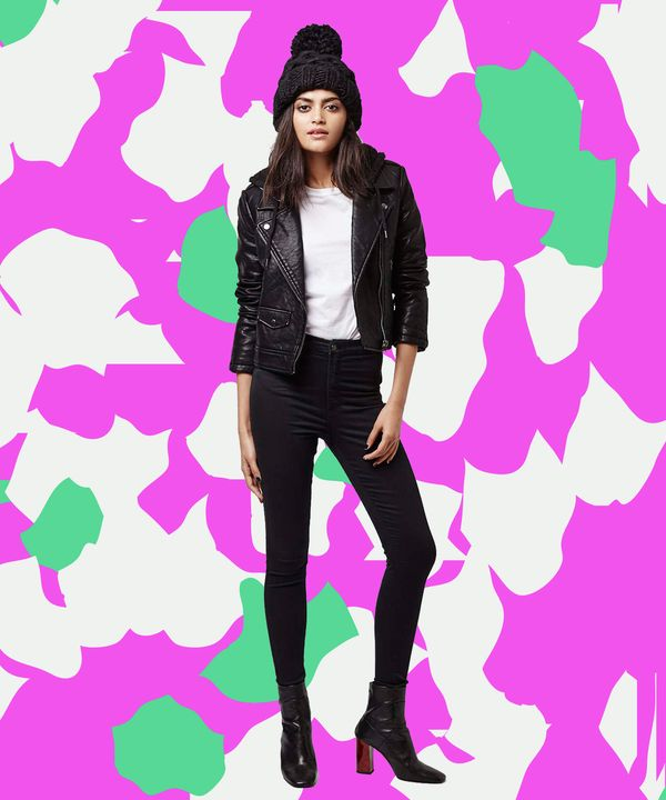 de15cdc5d8a 16 Faux Leather Jackets That Look Like The Real Deal