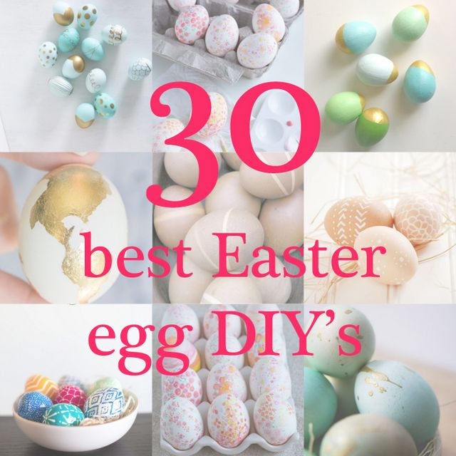 30 best easter egg diys emily henderson bloglovin 30 best easter egg diys negle Images
