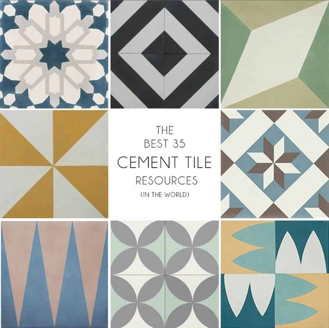 8207a2a810 Where To Buy Cement Tiles   Emily Henderson   Bloglovin'