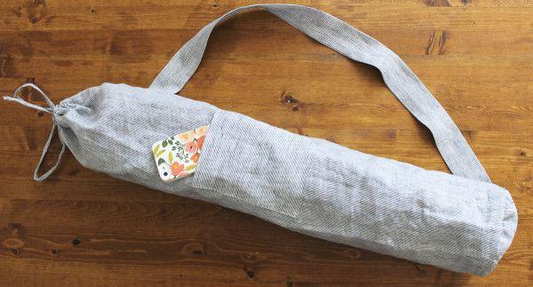 Diy Yoga Mat Bag With Step By Step Instructions Sewaholic Bloglovin