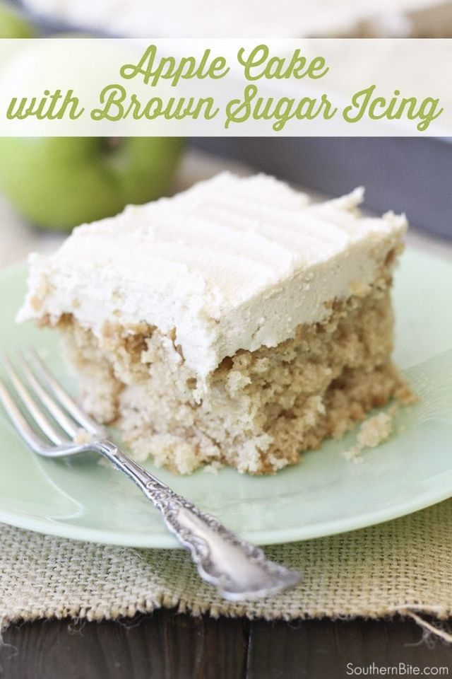 Easy Apple Cake With Self Rising Flour