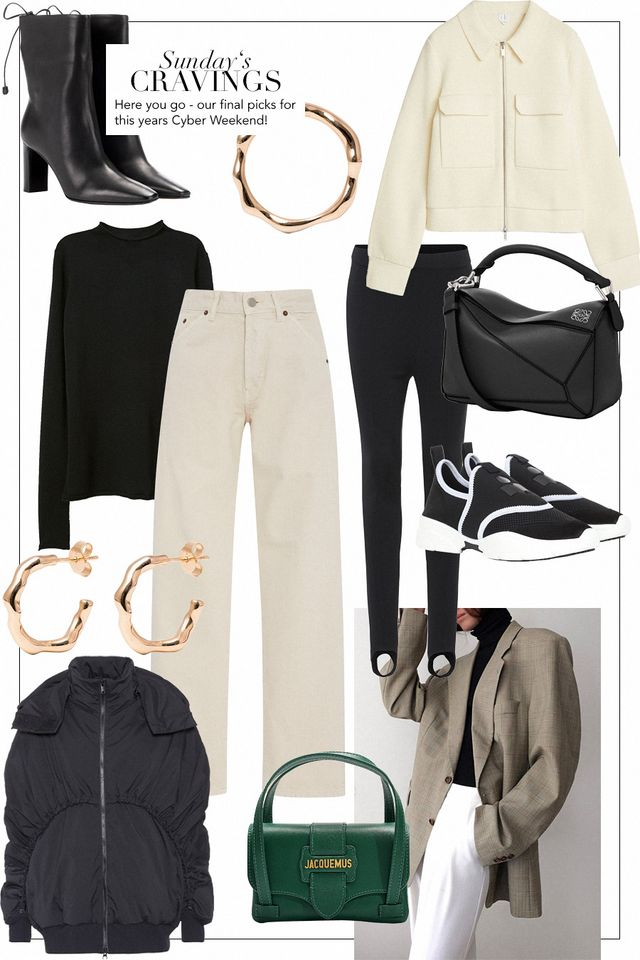 Sundays Cravings Final Picks For Cyber Weekend