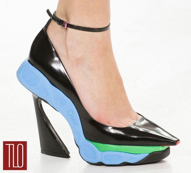 f1c3a629d69e Yea or Nay: Christian Dior Fall 2014 Shoes   Tom & Lorenzo   Bloglovin'