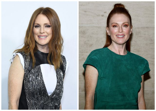 Style File Julianne Moore Knows How To Get It Done For