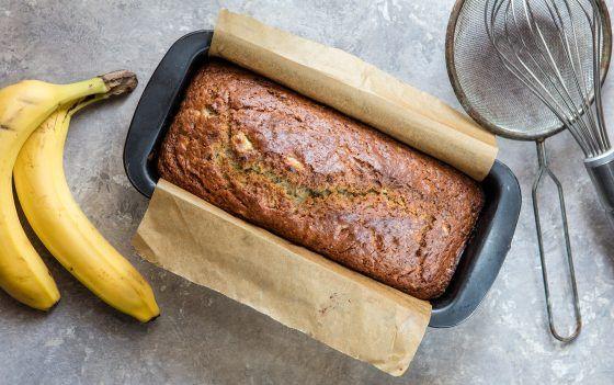 Banana bread   Un\'americana in cucina   Bloglovin\'