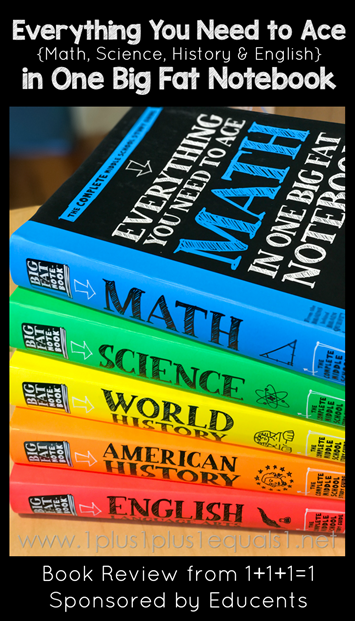 Everything you need to ace math science history english in everything you need to ace math science history english in one big fat notebook book review fandeluxe Image collections
