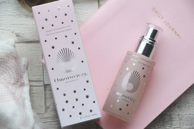 Queen Of Hungary Mist Maximum Indulgence Ad A Model Recommends