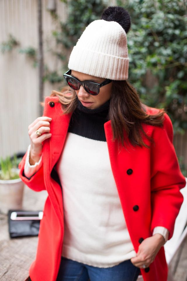 c435f18c43a 3 WAYS TO STYLE A STATEMENT WINTER COAT WITH JAEGER