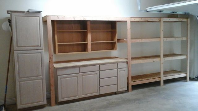 Diy Garage Storage Favorite Plans Ana White Bloglovin