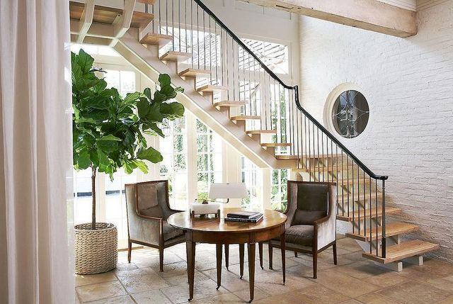 That Space Under the Stairs | Centsational | Bloglovin' on ideas for space under stairs, toilet under stairs, hidden storage under stairs,