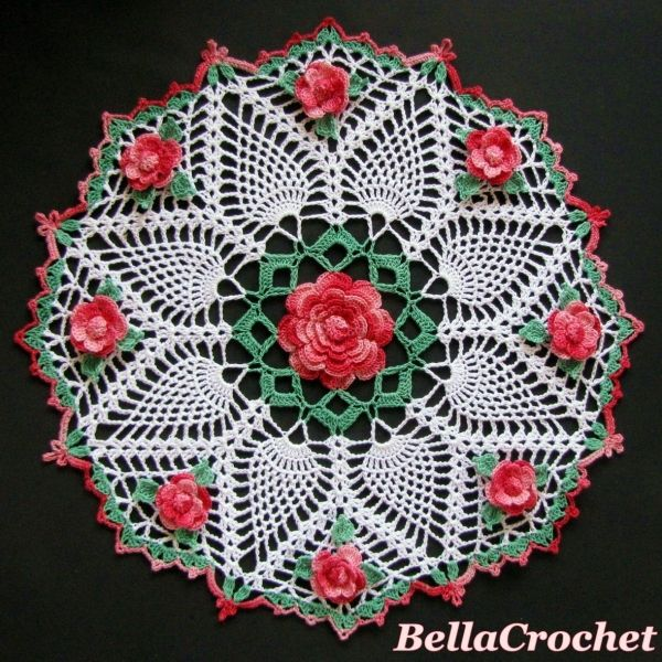 60 Creative Crochet Patterns For The Home Crochet Concupiscence