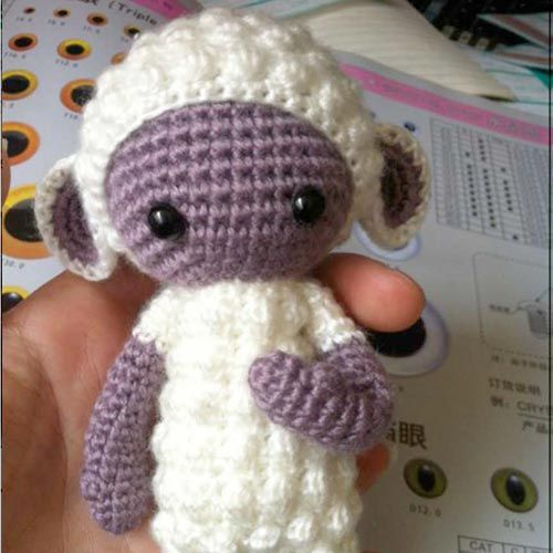 Amigurumi Mini Doll : Cute new amigurumi crochet patterns