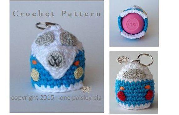 20 Vw Bus Crochet Patterns Crochet Concupiscence Bloglovin