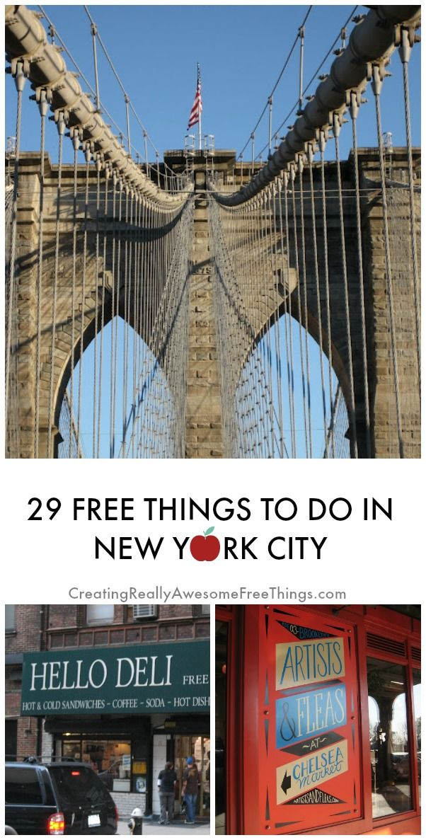 Free things to do in new york city c r a f t bloglovin for Things to do in newyork city