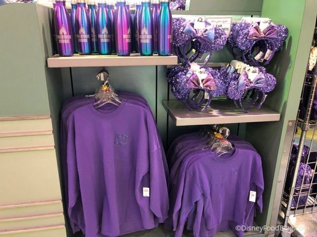 2cf98e8af Spirit Jerseys, Loungefly Bags, Cake Pops, and More Are Popping Up in Potion  Purple