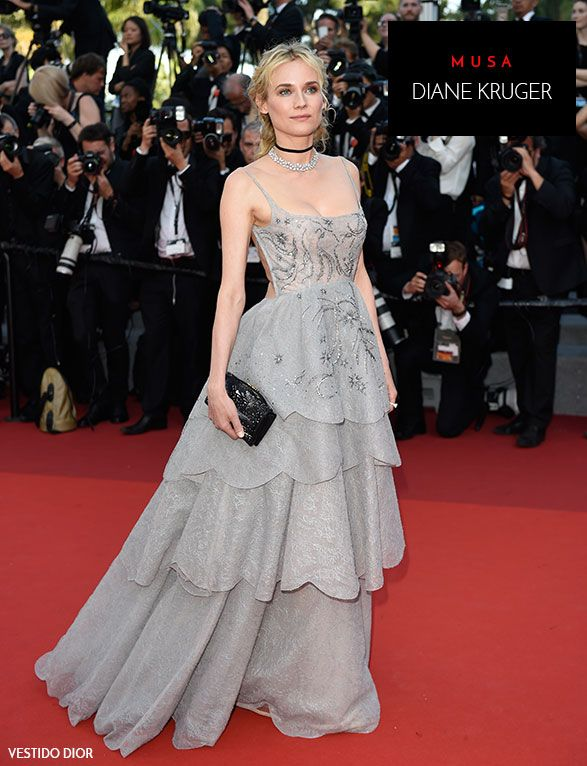 a2f6a8890d9 ... edição do Festival de Cinema de Cannes! Já estamos sentindo falta das  doses diárias de glamour