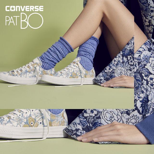 8a184f0bb Sneakers desejo: os novos Converse x PatBo e mais lançamentos da Keds!