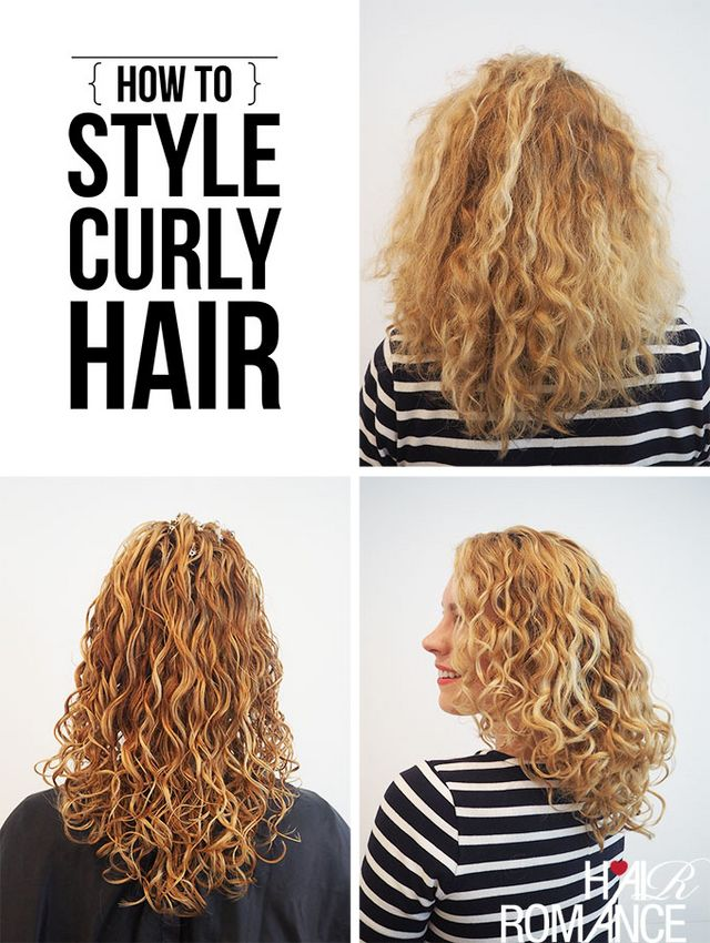 How To Get Wavy Hair Dry Naturally Without Frizz