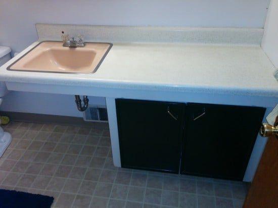 Tv Meubel Billy.1960 S Bathroom Modernized With Pragel Perfekt Lidingo Adel