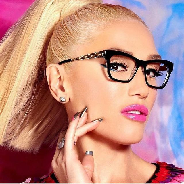 369318f2f37 ... erase that stigma with her L.A.M.B. and gx by Gwen Stefani eyewear  collections. Who better to do it than a living fashion icon whose influence  has been ...