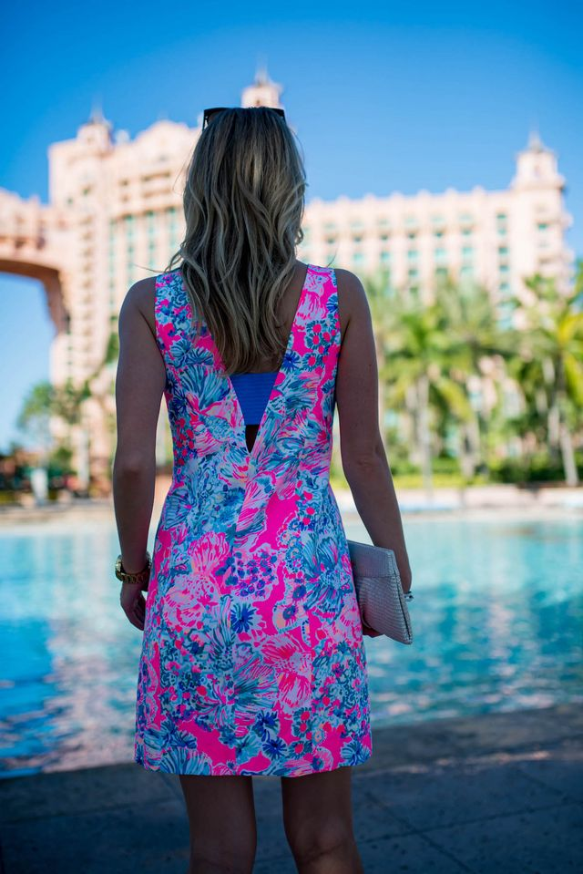 bbe2b9e39d38c1 I love a classic Lilly Pulitzer piece and probably have too many  embroidered shifts and little white dresses in my closet. But I gotta say  that after ...