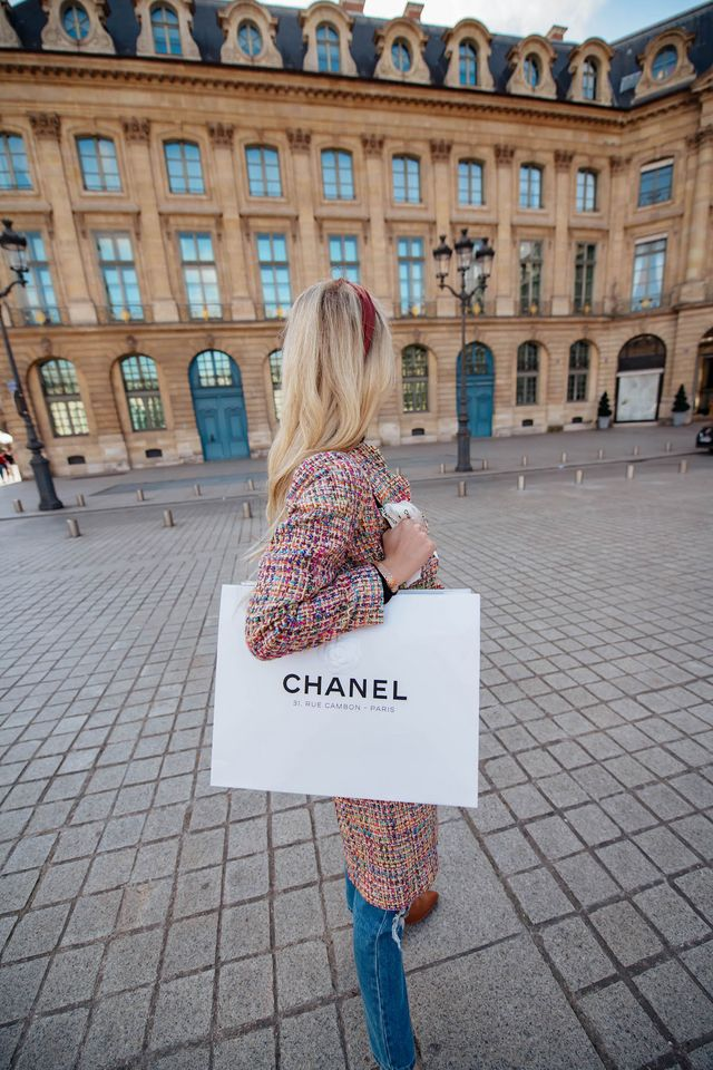 29e2d920f151 How To Save On Designer Bags in Europe + CHANEL Shopping Tips ...