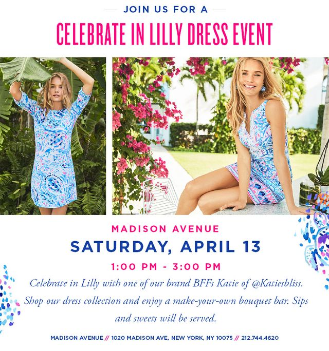 c71a7cb4e18503 Come Hang With Me At Lilly Pulitzer! | Katie's Bliss | Bloglovin'